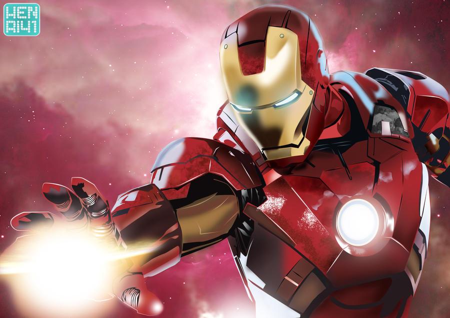 Iron Man fin by billgoldberg