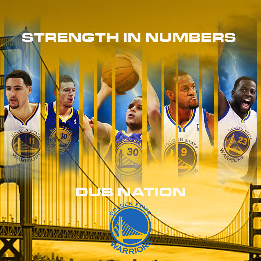 Strength In Numbers by billgoldberg