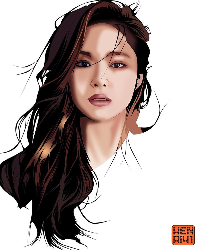 Shinsaekyung1via Ps by billgoldberg