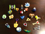 Some of my fave Nintendo items