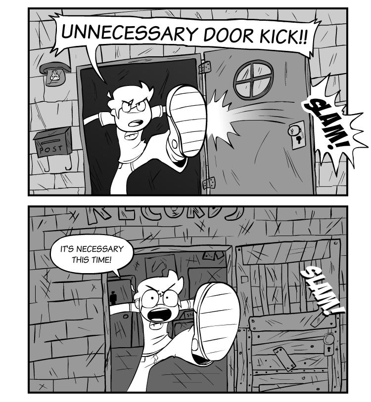 DOOR KICK! by nasakii ...  sc 1 st  nasakii - DeviantArt & DOOR KICK! by nasakii on DeviantArt