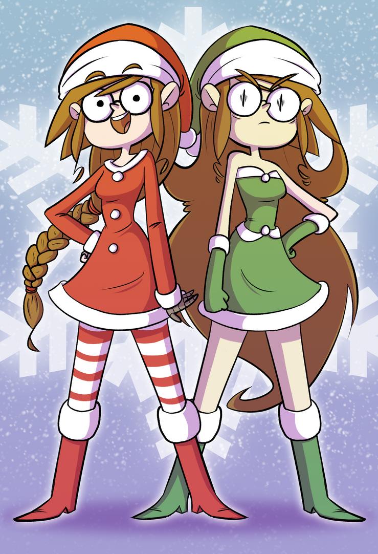 Happy Holidays by nasakii