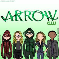 Arrow version Adventure Time