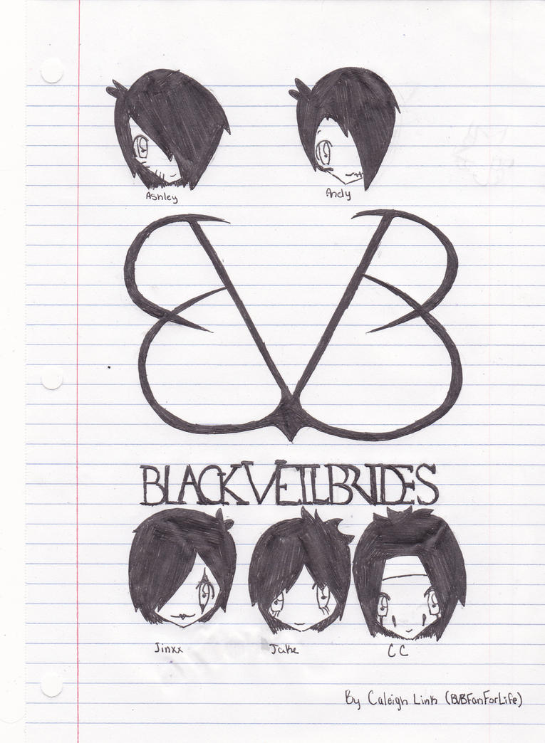 Black Veil Brides By BVBFanForLife