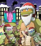 TMNT- Christmas in danger
