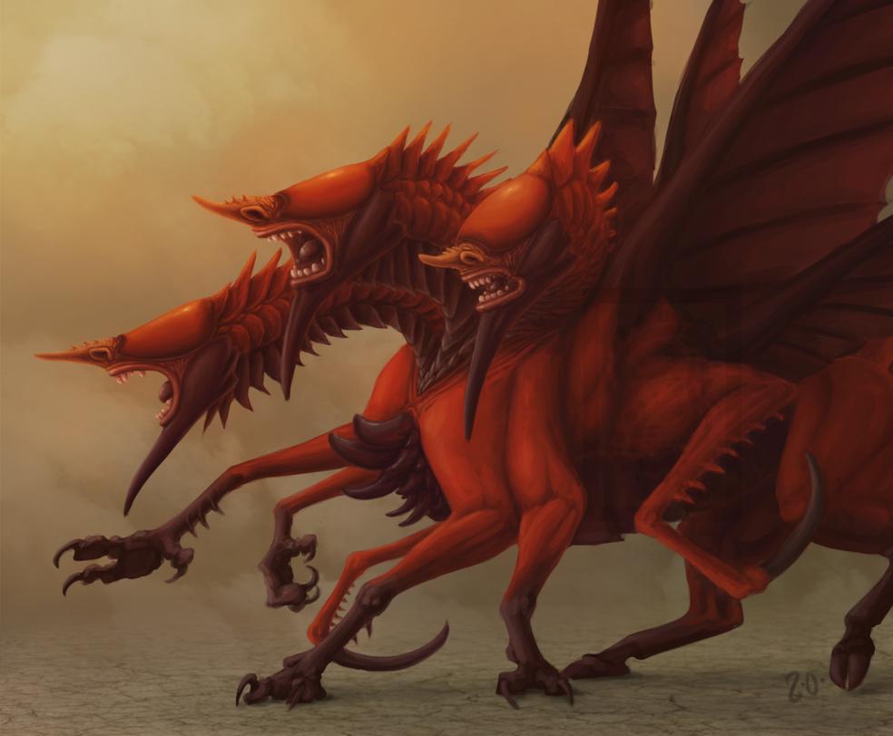 Hellbeast by Varatera