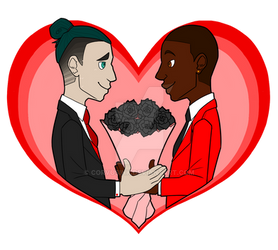 RichxDare Valentine