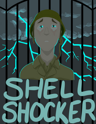Shell Shocker colour test