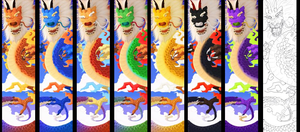 MP01 - dragon by Akuma-draw