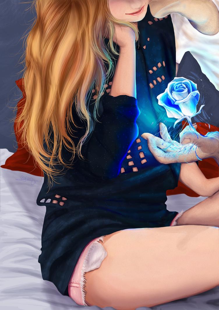 LilyIce by Akuma-draw