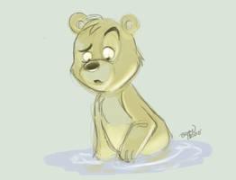 Cub speed sketch by Hesstoons