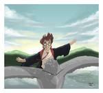 Harry and Buckbeak