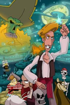Curse of Monkey Island promo