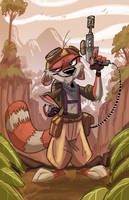 Squirrel GUN by Hesstoons