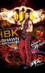 WWE superstar Shawn Michaels