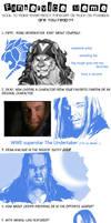 Fanservice Meme (model:Undertaker)