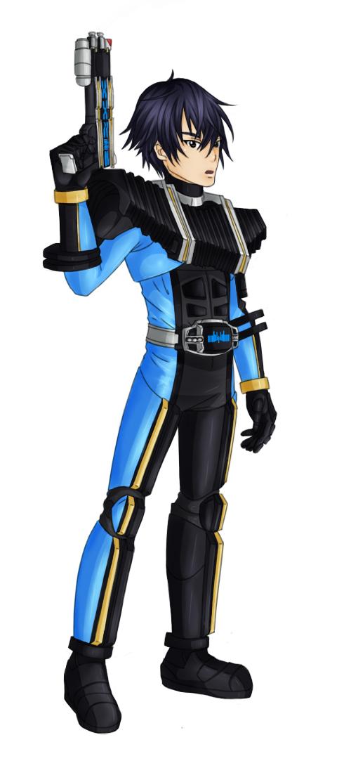 Gift: Kamen Rider DiEnd by Kiva-la on DeviantArt