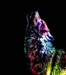 Fractal Wolf