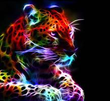 Fractal Leopard 2 by MiniMoo64