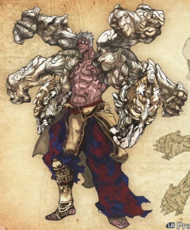 Asura The Destructor by PUTLEADINURHEAD