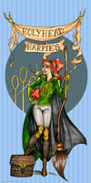 Holyhead Harpies - Ginny