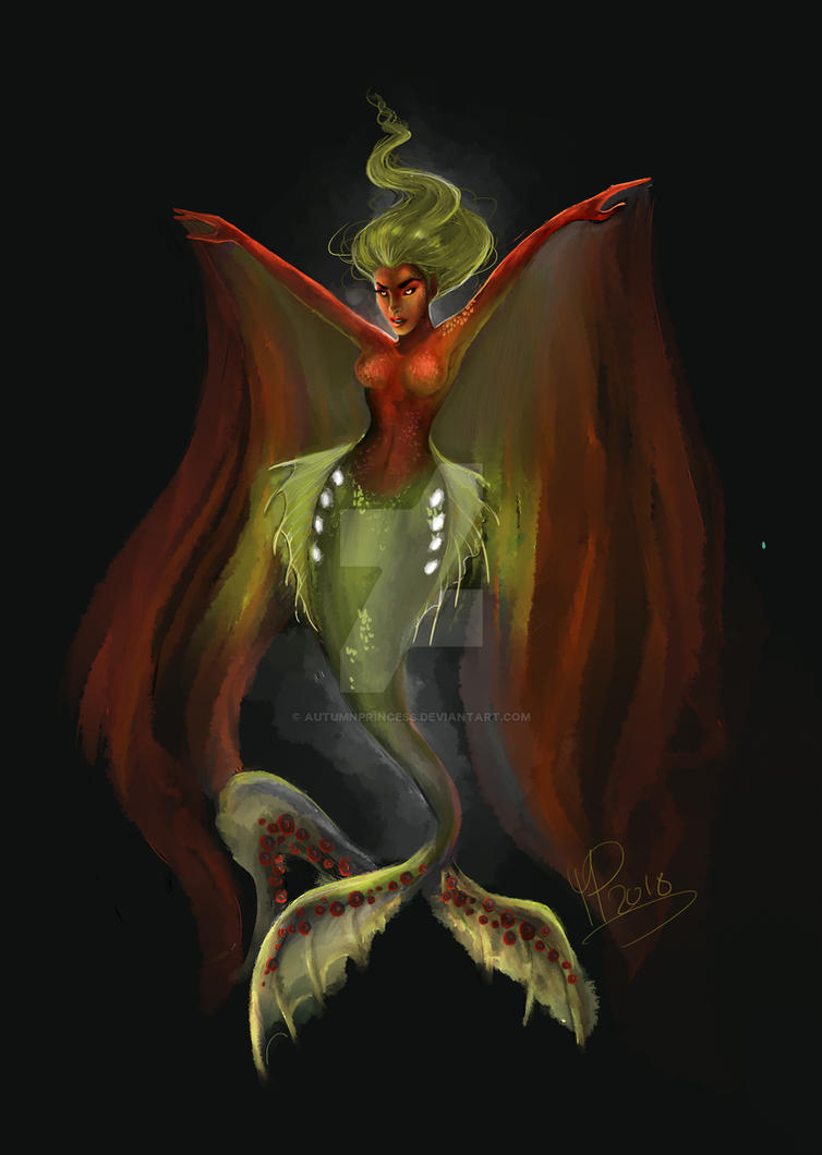Mermay (my only one XD) by autumnprincess