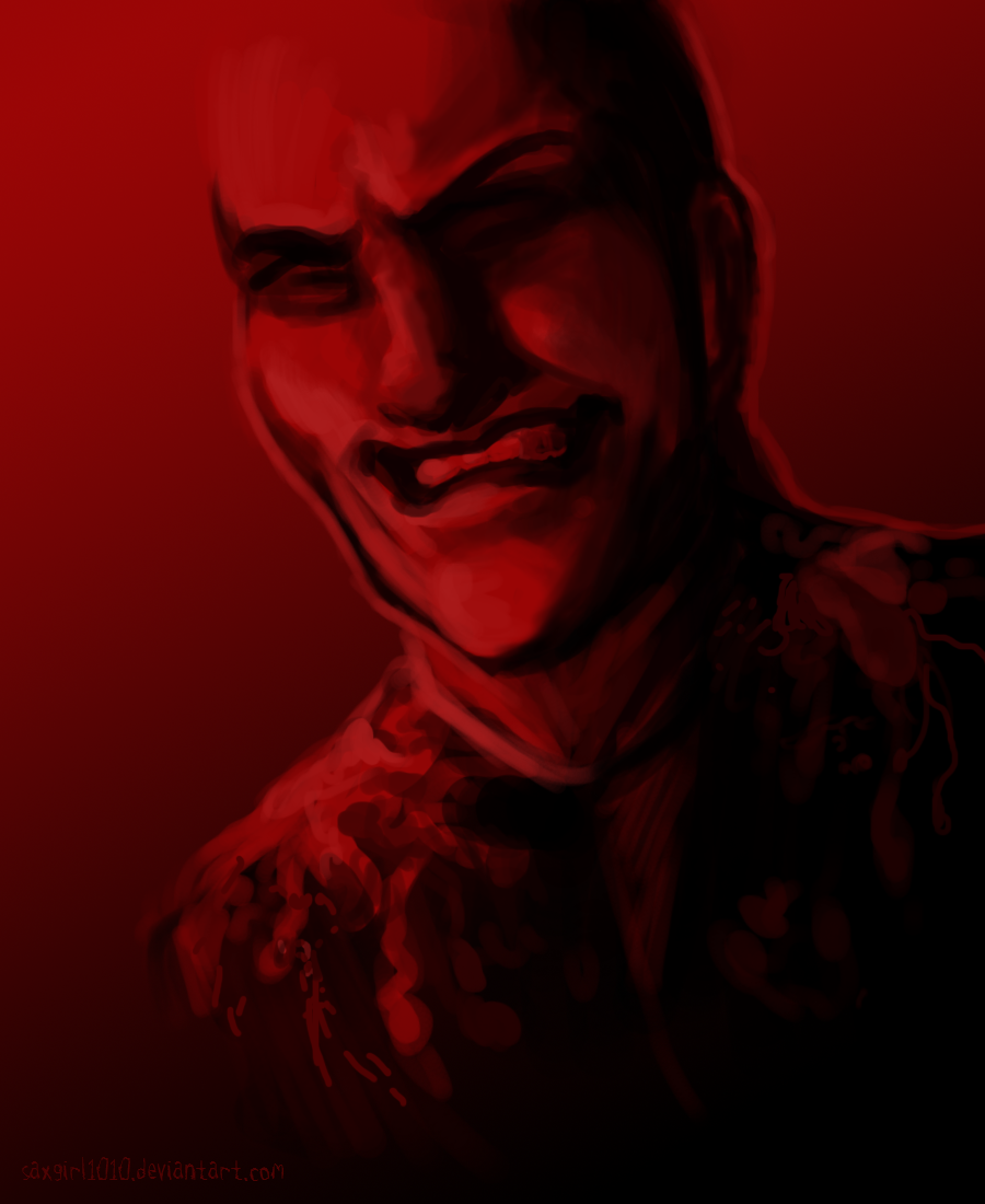 Serial Killer by lycanthropeful
