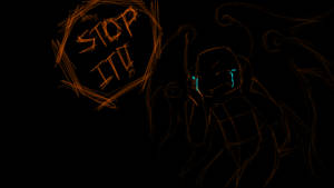 TMNT Broken Heart Mikey 2
