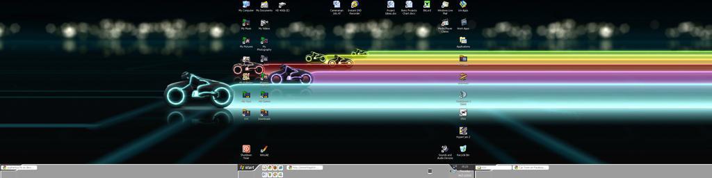 Tron Wallpaper Desktop
