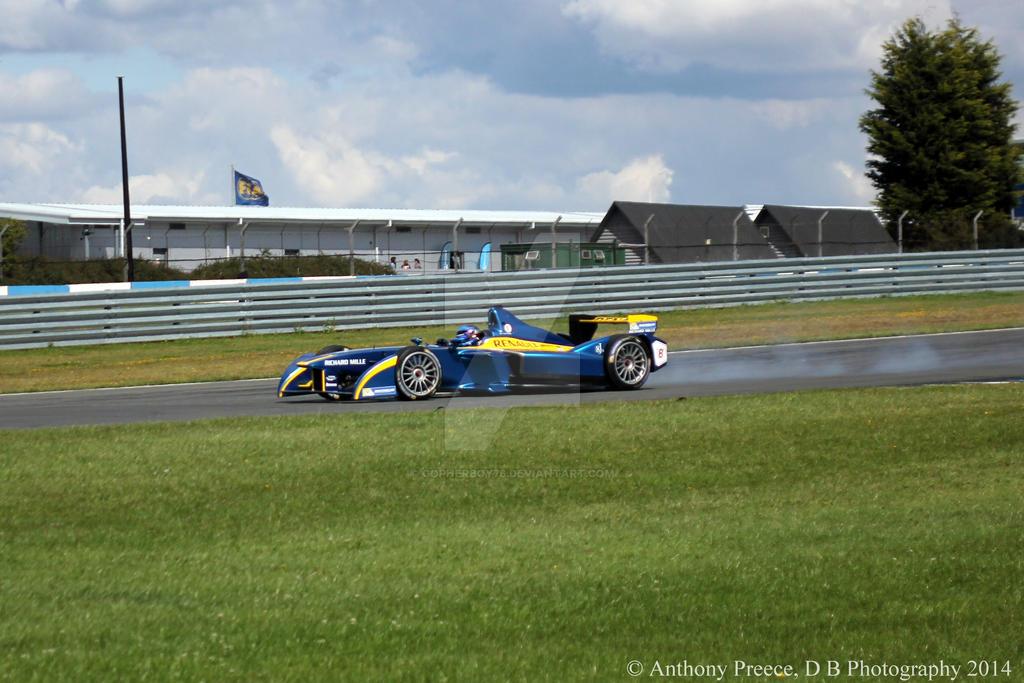 Formula E - Nico Prost by gopherboy76