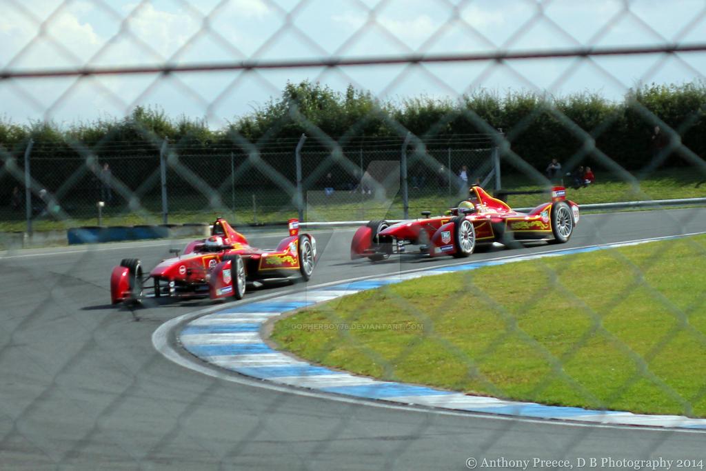 Formula E - China Racing by gopherboy76