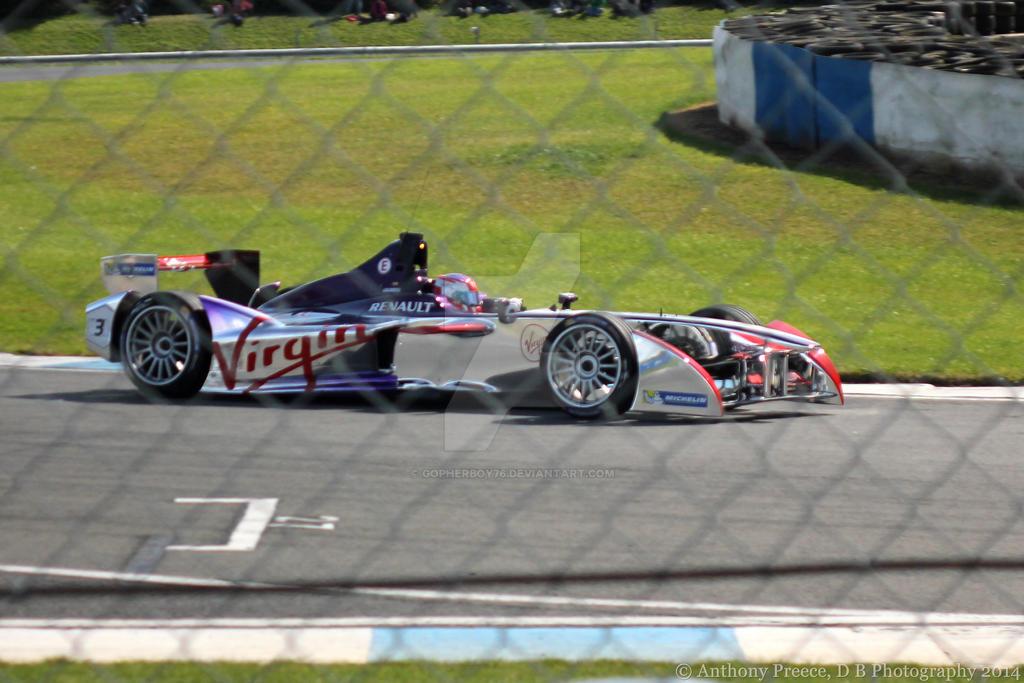 Formula E - Jaime Alguersuari by gopherboy76