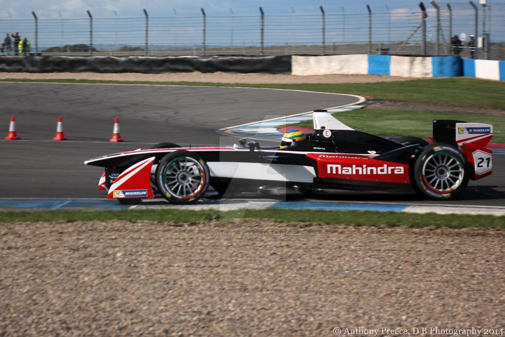 Formula E - Bruno Senna by gopherboy76