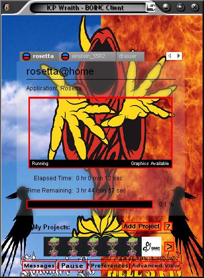 BOINC Skin - The Wraith by gopherboy76