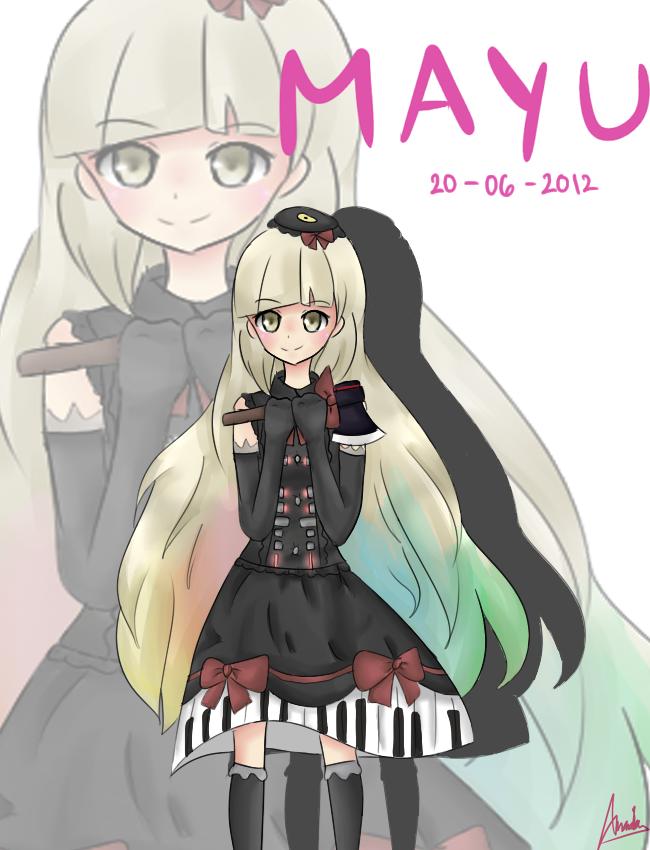 Mayu by Veruveto-chan