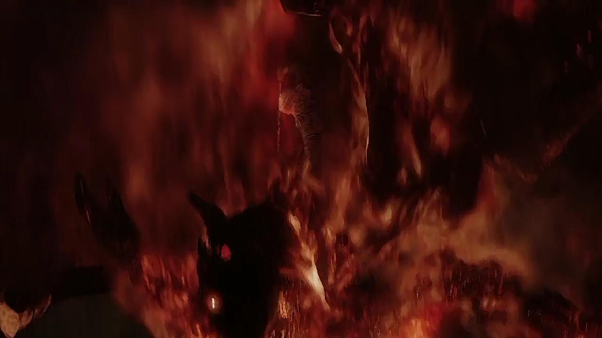Gandalf vs Balrog by saltso on deviantART Gandalf Balrog Xp