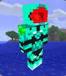 Minecraft skin: Spartan by xXxshadowsneakxXx