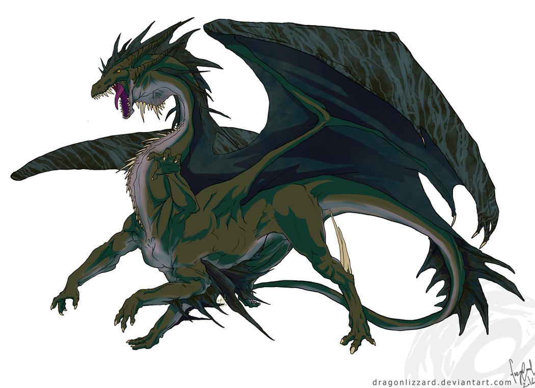 Dragnataur 2.1 by dragonlizzard
