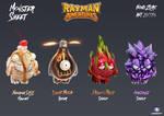 Rayman Creatures