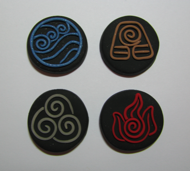 Avatar The Last Airbender The Four Elements By Flo69 On Deviantart