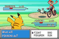 Battle interface by PeekyChew