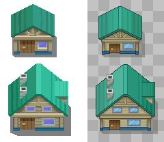 Twinleaf Town Public Tiles