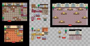 Cafe, Restaurant and Bar Tiles