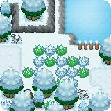 Mini Map Month #2 - Warm Snow by PeekyChew