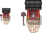 Small Shrine Tile by PeekyChew