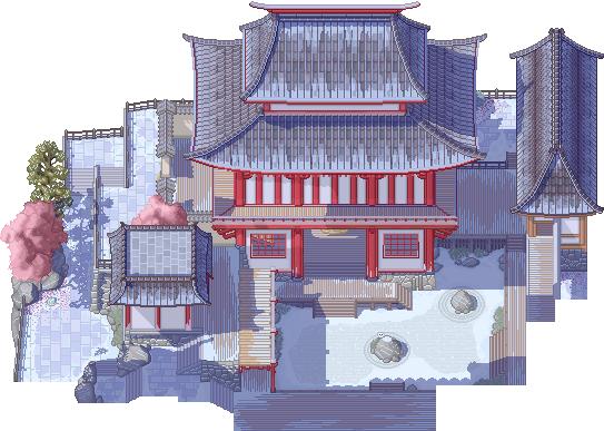 Hanamura Winter Wonderland