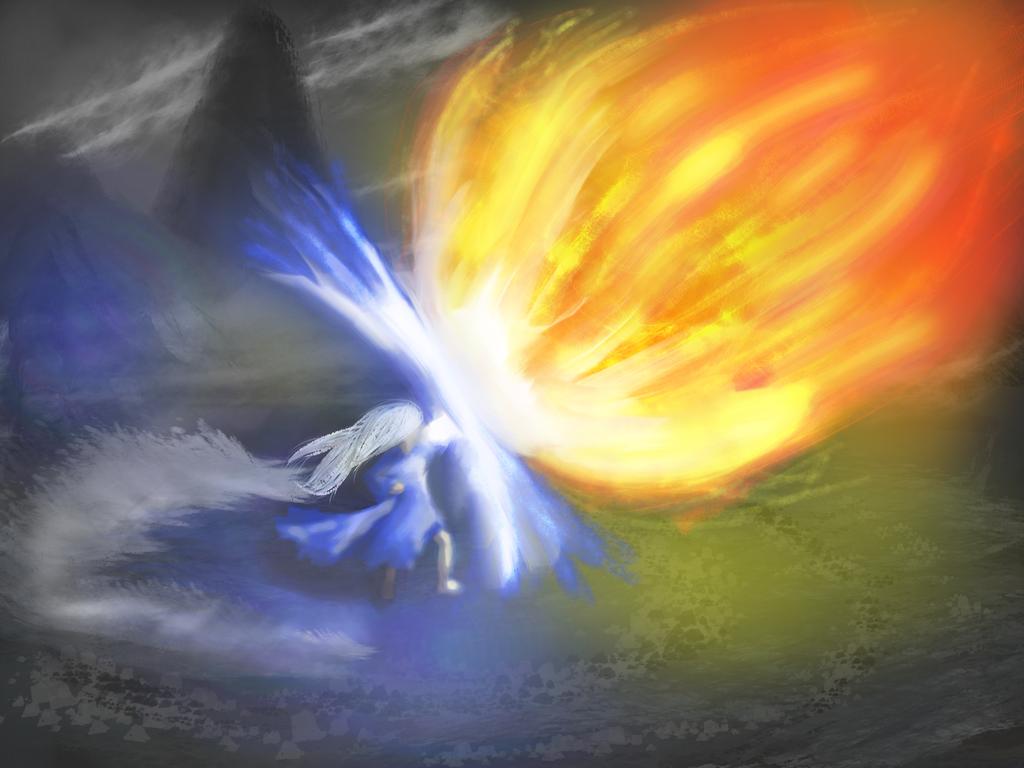 MagicBlast by demonintheshadows
