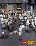 Star Wars Club Magazine where is Waldo?