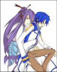 :Vocaloid:GakupoXKaito: