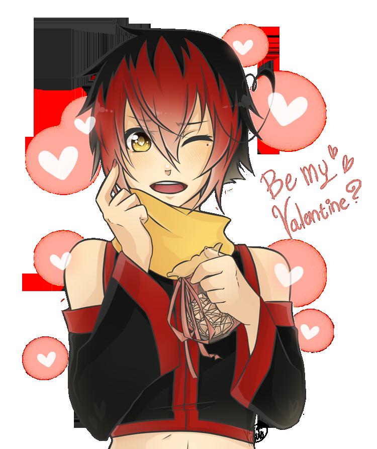 :KAI:KIM:Valentines: By KaiSuki ...